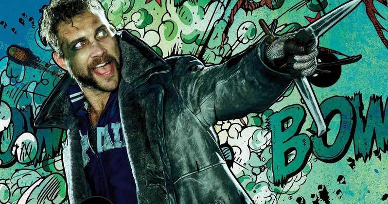 Suicide Squad - Captain Boomerang