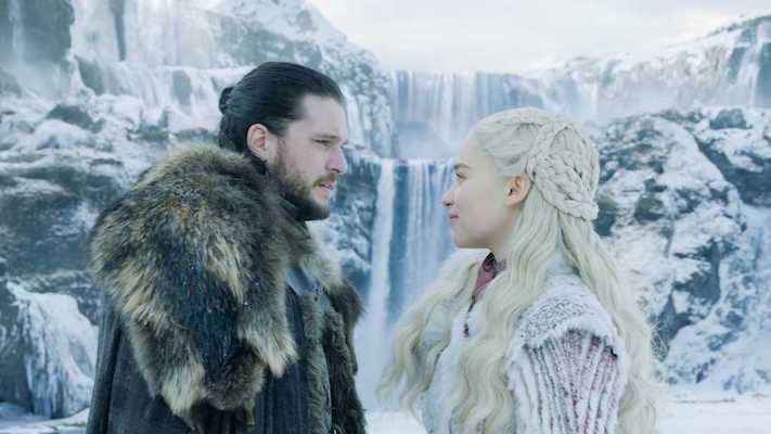 Game of Thrones - Jon e Dany