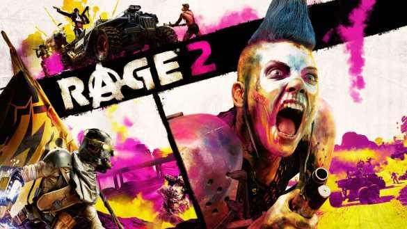 uscite - Rage 2