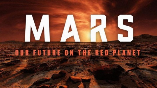 Mars: Metà serial, metà documentary.