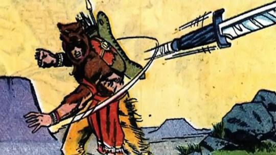 Red Wolf: Supereroi super-sconosciuti: