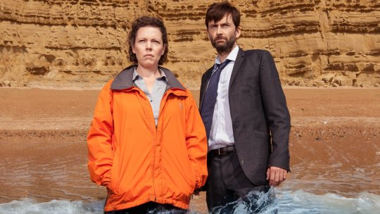 La seconda stagione di Broadchurch – un po' di pace per i Miller?