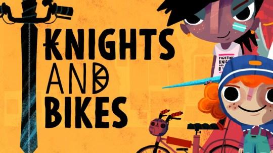 Knights & Bikes: inforcate la vostra bici e volate con la fantasia!