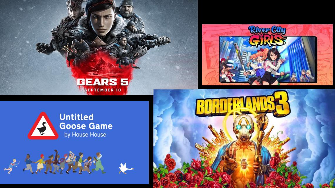 Le uscite di settembre: nuovi giochi all'orizzonte