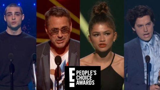 People Choice Awards: vincitori della 45ª edizione