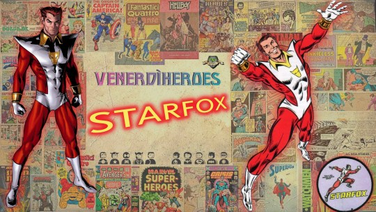 Starfox: Supereroi Super-Sconosciuti