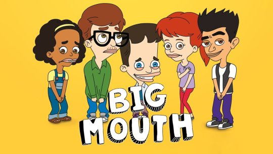 Big Mouth: l'adolescenza spiegata agli adolescenti