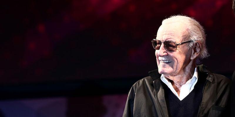 L'Editoriale di dicembre: Stan Lee