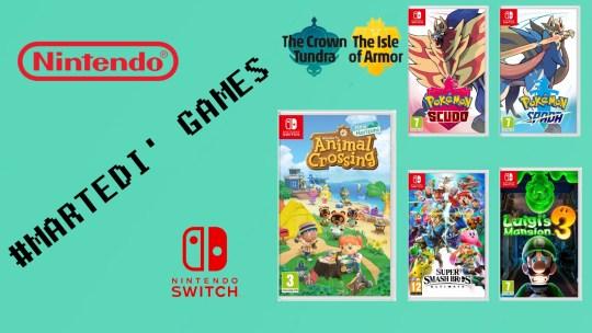 Le prossime uscite Nintendo: DLC e non solo