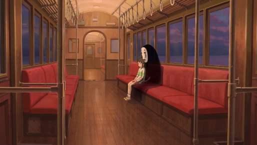 La città incantata - treno