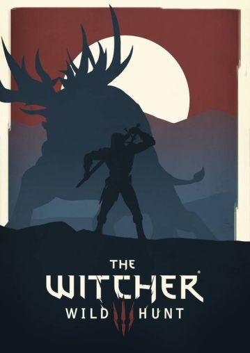 The Witcher locandina