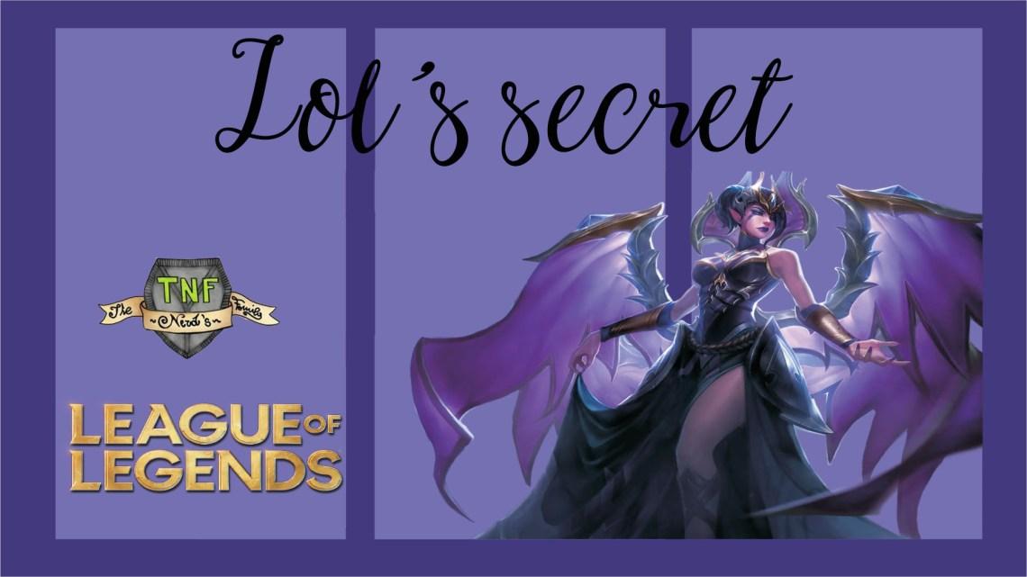 Lol's secret: Morgana – La caduta