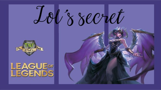 Lol's secret: Morgana – La caduta