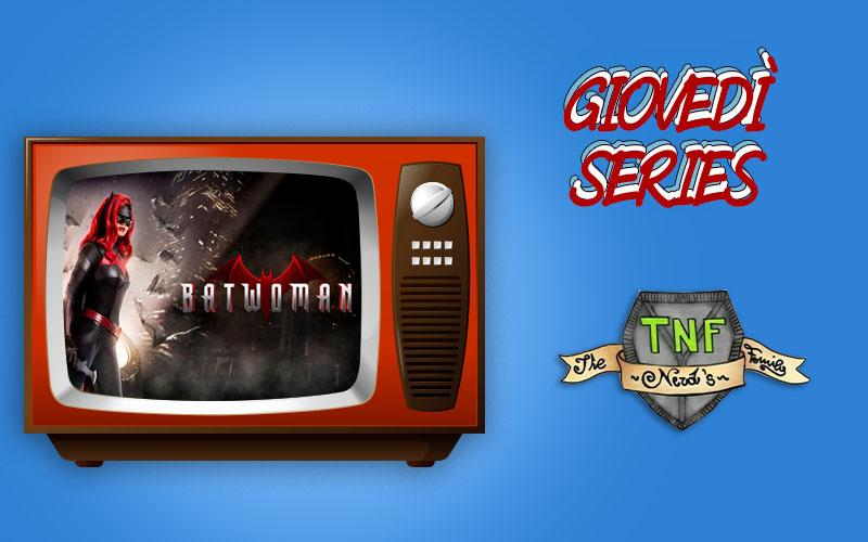 Batwoman – prima stagione: l'addio di Ruby Rose