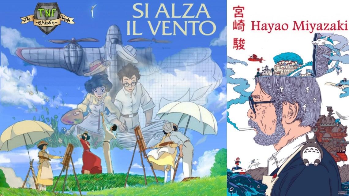 Si alza il vento: il sogno di Miyazaki