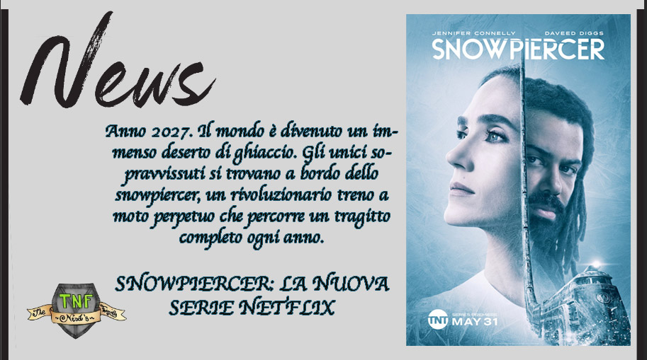 Prodotto da Joon-Ho: in arrivo su Netflix la nuova serie di Snowpiercer