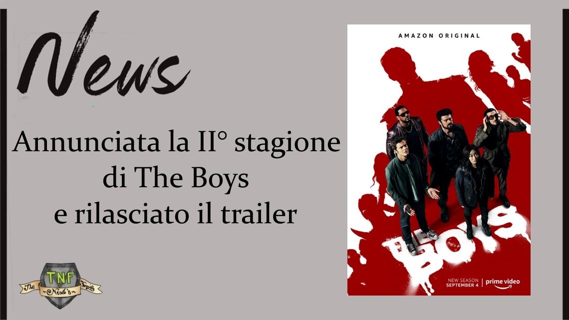 The Boys 2: trailer e data di rilascio
