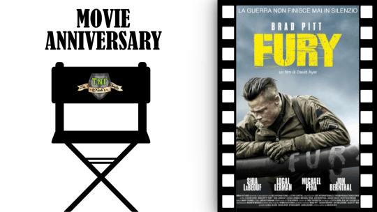 Fury – Il film di Ayer usciva nelle sale italiane cinque anni fa
