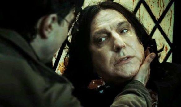 Severus Piton - Harry Potter