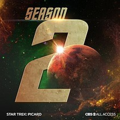 Star Trek Picard - San Diego Comicon 2020