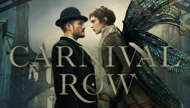 serie rimandate - Carnival Row