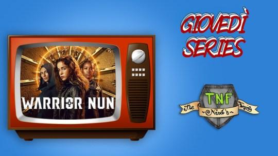 Warrior Nun: quando il trash incontra la religione, su Netflix