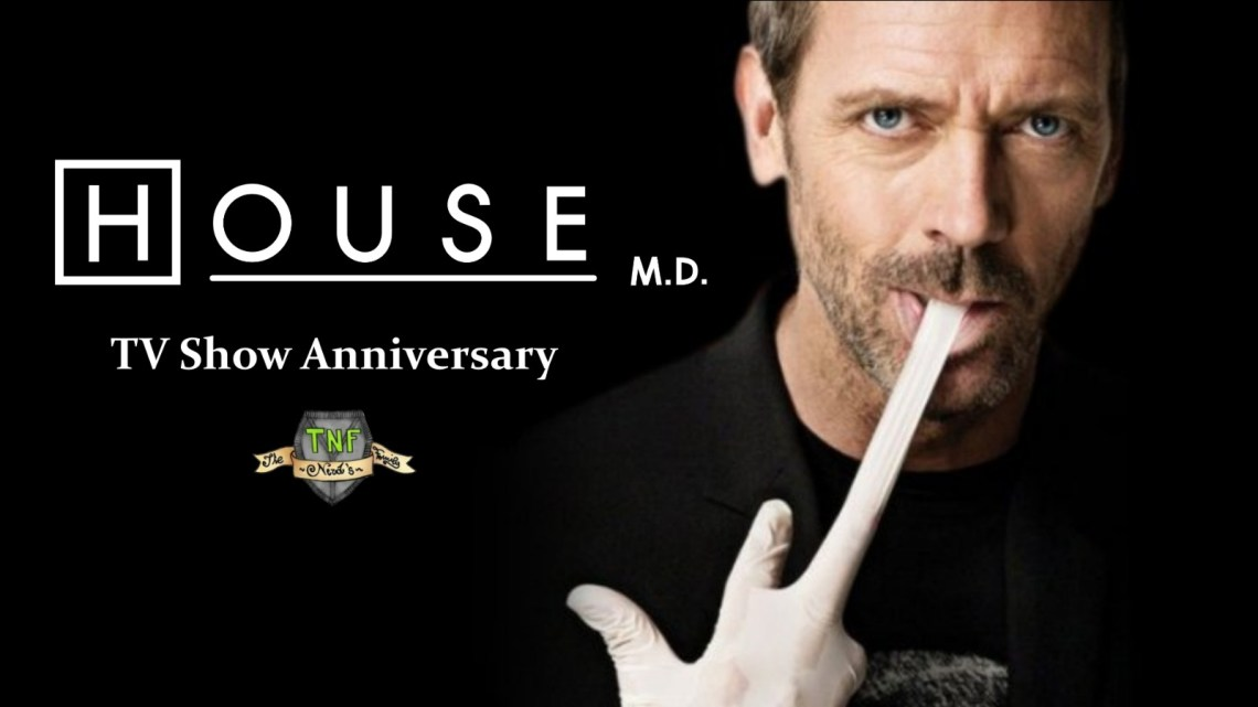Dr House – quindici anni dal primo episodio in Italia