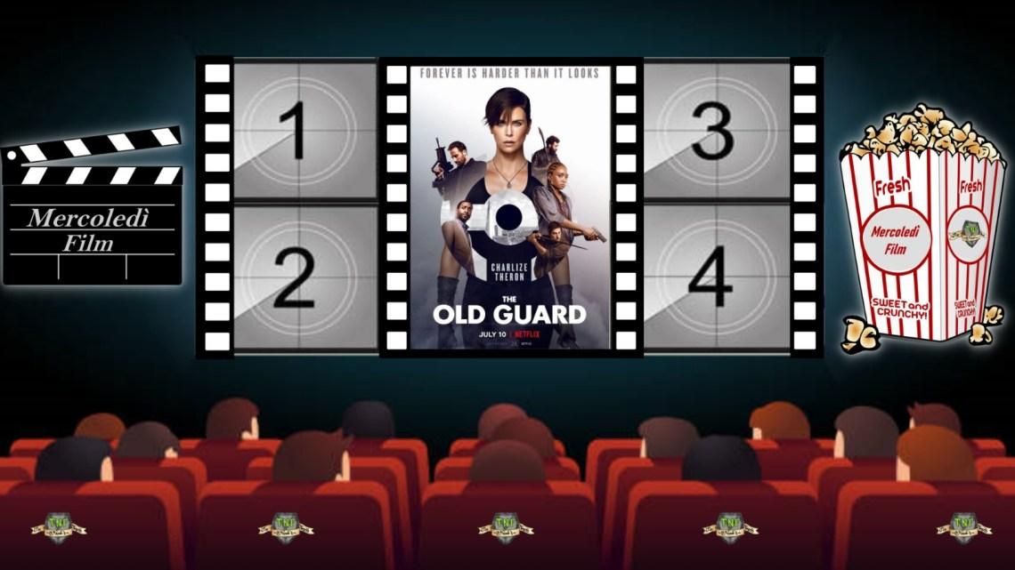 The Old Guard: il nuovo film di Netflix con Luca Marinelli