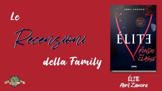 Élite – la novelization della prima stagione della serie spagnola