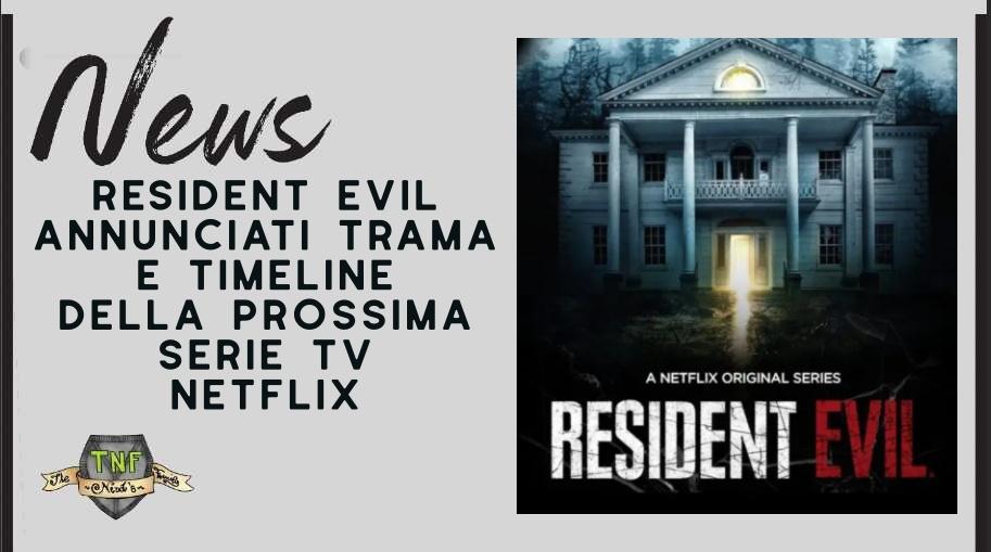 Resident Evil – Netflix ordina otto episodi della serie tv