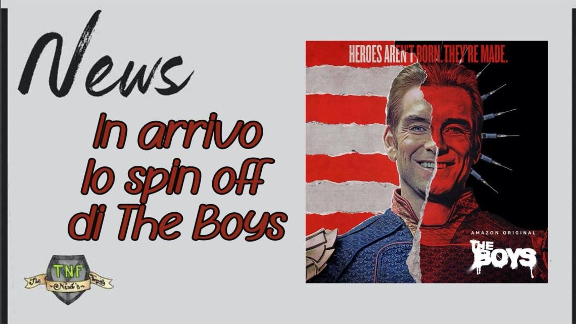 Spin-off per The Boys: la Vought si allarga!