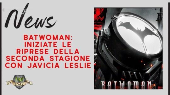 Batwoman – il passaggio di testimone tra Kate Kane e Ryan Wilder