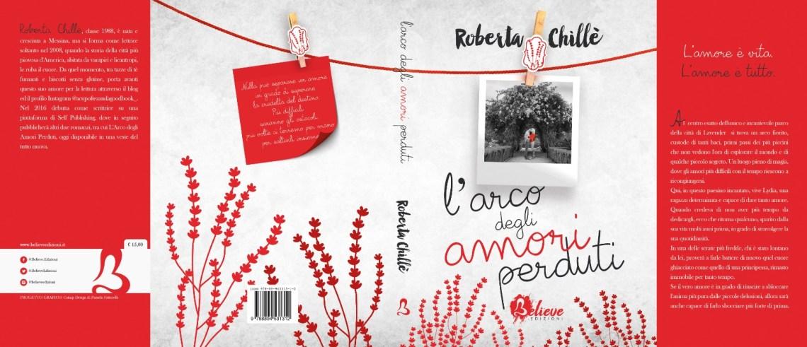 Roberta Chillè_ L'arco degli amori perduti_ cover reveal