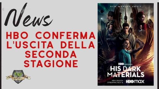 His Dark Materials – annunciata l'uscita della seconda stagione