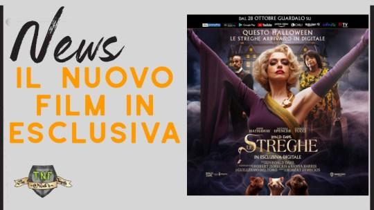 Le Streghe – Il nuovo adattamento del film arriva in anteprima
