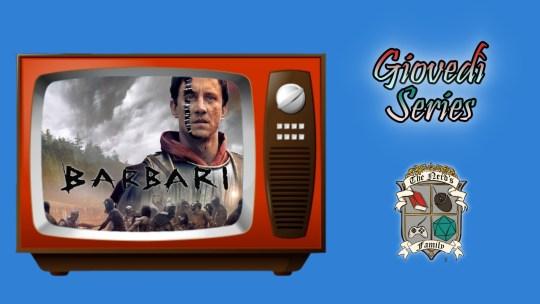 Barbari, tra latino e germanico, arrivano su Netflix