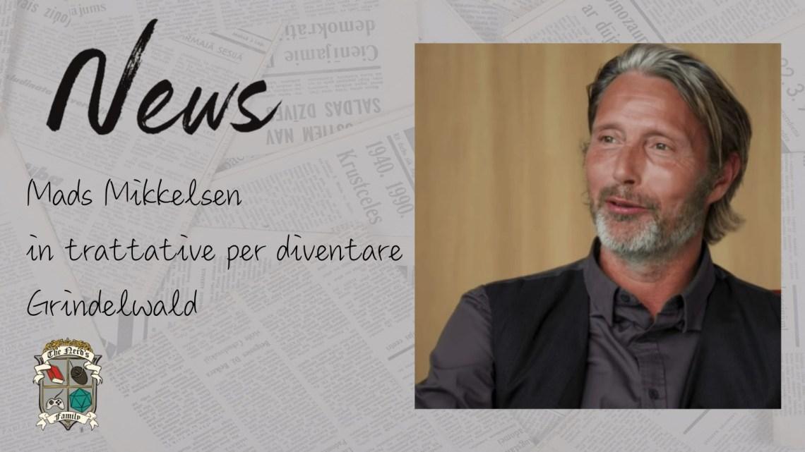 Mads Mikkelsen in trattative con la WB – sarà il prossimo Grindelwald?