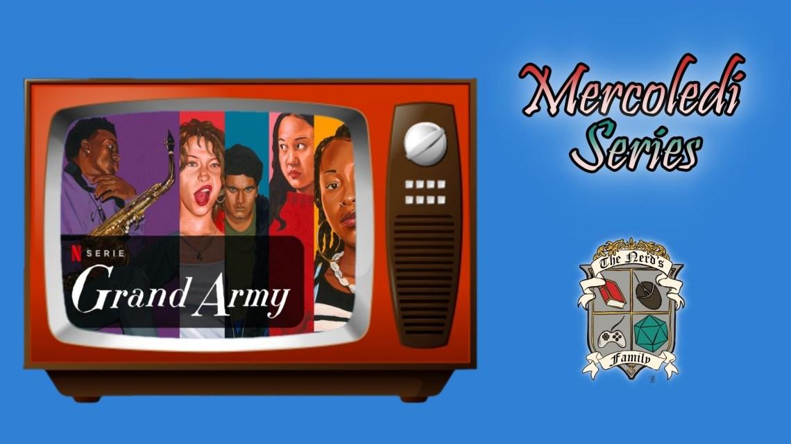 Grand Army: non il solito teen drama