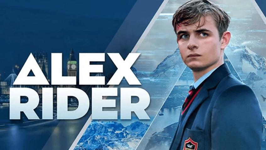 Alex Rider_ tv series