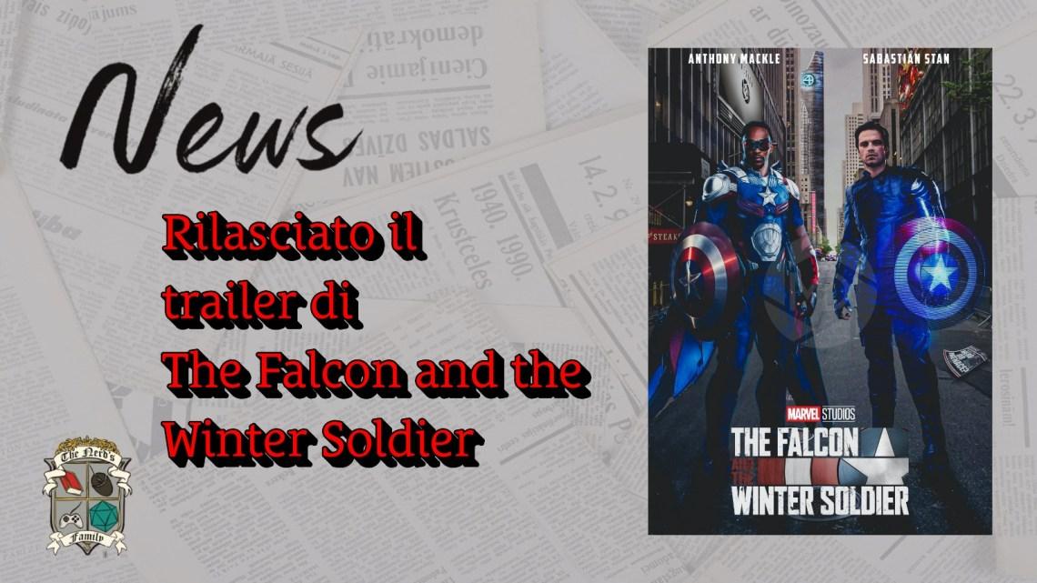 The Falcon and the Winter Soldier – la nuova serie Marvel su Disney+