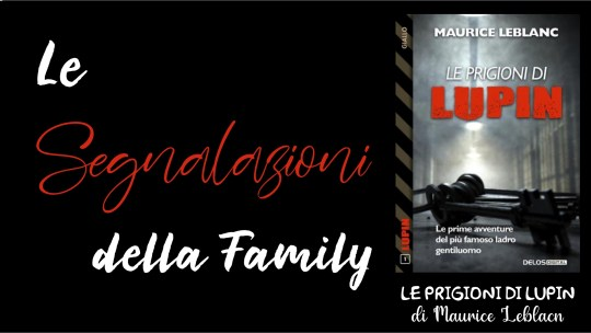 Le Prigioni di Lupin di Maurice Leblanc – Delos Digital