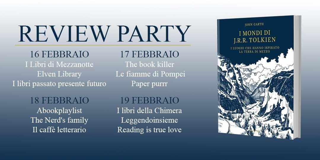 I mondi di J.R.R. Tolkien – Review Party