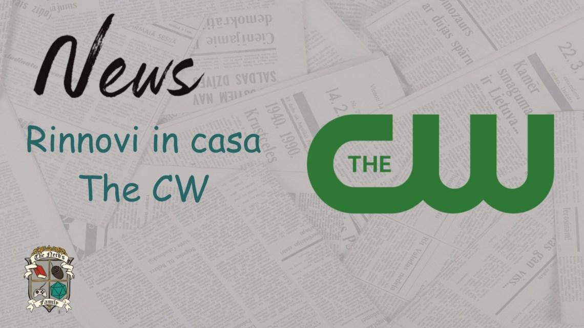 The CW – I rinnovi del 2021