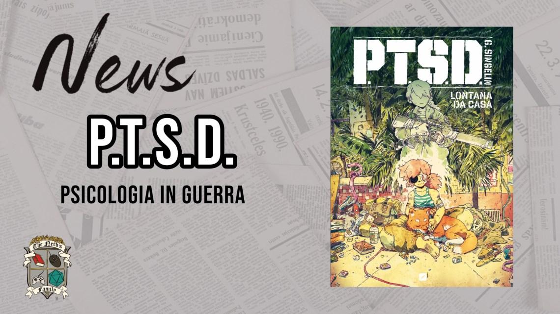 PTSD: la psicologia in guerra