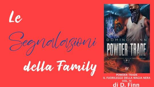 Powder Trade di Domino Finn – Dunwich Edizioni