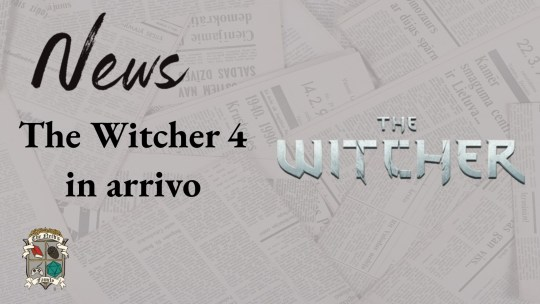 The Witcher 4 – quando uscirà?