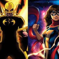Race, Politics, and the Third Self: Why We Need Iron Fist and Ms. Marvel to be Asian American