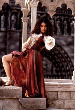 Salma Hayek as Esmeralda in The Hunchback (1997)