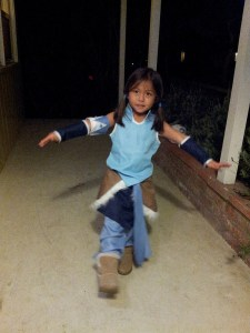 My daughter, age 6, loves Korra!