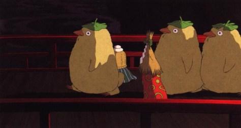 Let's all go see a Miyazaki film, yo.